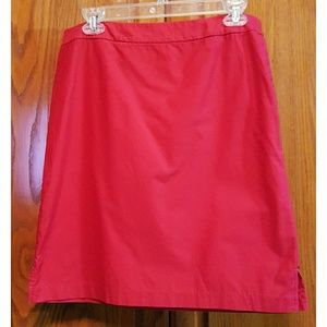 GAP - YW213 SIDE SPLIT MINI SKIRT